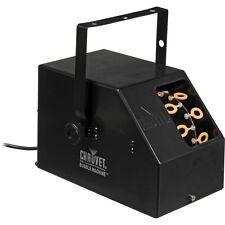 CHAUVET B-250 B250 - Machine à Bulles Légère Portable DJ Disco Bubble *NEUF*