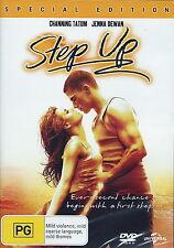 Step Up - Drama / Dance / Music - Channing Tatum, Jenna Dewan - NEW DVD
