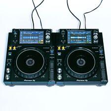2er Paket: Pioneer DJ XDJ 1000 MK2 USB Media Player
