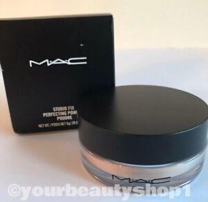 New MAC Studio Fix Perfecting Powder. MEDIUM PLUS 100% Authentic