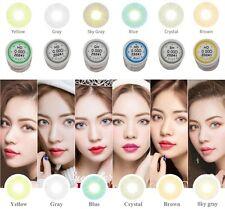 Les Lentilles De Contact Coloured Contact Lenses Kontaktlinsen Korea Lentillen