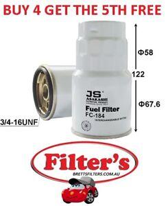 FUEL FILTER FOR TOYOTA LITEACE 2.0L CR41V CR51V 2C NOV 96-DEC 98