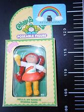 CABBAGE PATCH KIDS Poseable Figure DOLL Dyanna Kara 2ND EDITION Collectible
