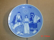 Porsgrunds Norway Collectors Plate 1976 JESUS IN THE TEMPLE