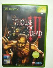 THE HOUSE OF THE DEAD 3 XBOX - OTTIME CONDIZIONI