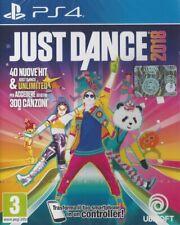 JUST DANCE 2018 (ITA)