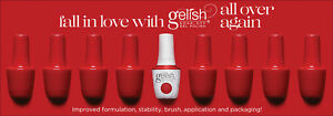 Harmony Gelish Soak-Off Gel Polish NEW BOTTLE - update to MTV collection 2020