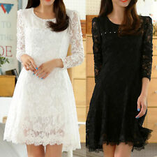 Nylon Mini Floral Dresses for Women