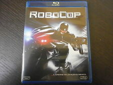 ROBOCOP 2014 - FILM IN BLU-RAY NUOVO DA NEGOZIO -  COMPRO FUMETTI SHOP