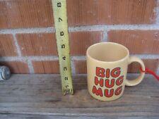 BIG HUG MUG HBO True Detective TV Series Matthew McConaughey Ceramic Mug