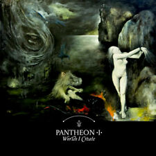 PANTHEON I-WORLDS I CREATE-CD-black metal-1349-setherial-marduk-dark funeral
