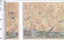 Dollhouse Wallpaper Chinoiserie Panels