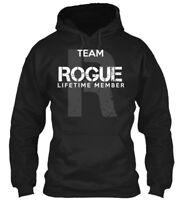 Team Rogue Lifetime Member - Gildan Hoodie Sweatshirt