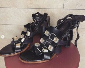 Proenza Schouler Gladiator Heels, size 41, worn