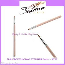 NEW Sedona Lace PROFESSIONAL PINK EYE LINER Brush #772 FREE SHIPPING Shadow Brow