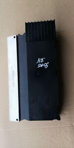 AUDI A8 2006 BOSE RADIO AMPLIFIER SUBWOOFER AMP AMPLIFIER 4E0035223F