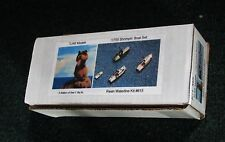 1/700 Resin Shrimp Boat set TLAR Models #615 Waterline Model Kit New!