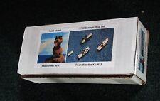 1/700 Resin Shrimp Boat set TLAR Models #615 New Waterline