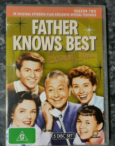 FATHER KNOWS BEST - SEASON TWO (DVD)