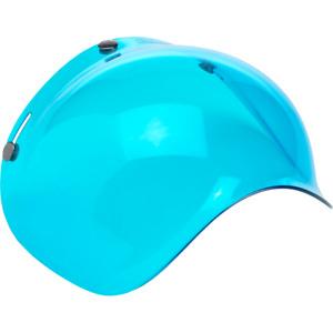 Biltwell Moto Bubble Shield Blue Anti Fog fits Gringo Bonanza ++  | 2001-105