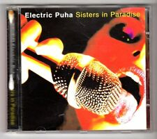 (GY320) Electric Puha, Sisters In Paradise - 2004 CD