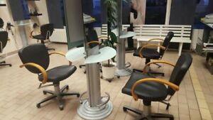 Friseureinrichtung- Marke Welonda