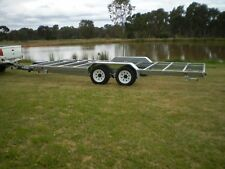 NEW TINY HOUSE TRAILER SUPER LOW 6M X 2.4M AND 3500KG GROSS