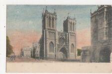 Bristol Cathedral Vintage U/B Postcard 419a
