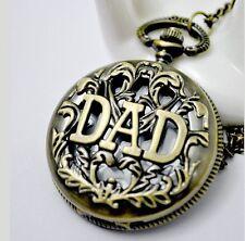 Inhabituel papa cadeau homme père noël noël pour lui de grand-père montre de poche fils