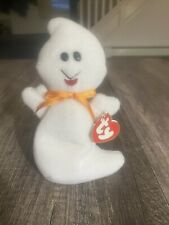 Ty Beanie Babies Spook The Ghost 3rd/1st Gen Near Mint