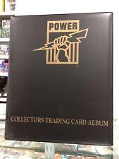 Old Version (2004) AFL Clubs Trading Card Album ( No Zip)--Port Adelaide