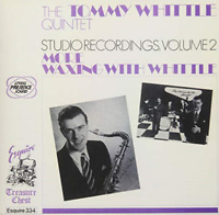 TOMMY WHITTLE-MORE WAXING WITH WHISTLE-JAPAN CD Ltd/Ed B57