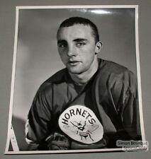 Original 1964-65 Pittsburgh Hornets Butch Paul Photo