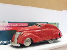 Schuco 1010 Wende-Limousine rot OVP (Z521)