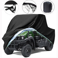 ATV Cover Weather Protection Fits CAM-AM Outlander MAX1000 EFI DPS//LTD Shelter