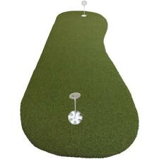 Synthetic 3-ft x 8-ft Elite Indoor and Outdoor Turf Golf Practice Putting Green