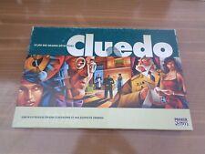 Jeu de société Cluedo - Jeu Parker - 2003 -