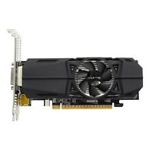 NEW! Gigabyte Geforce GTX 1050 Ti OC Low Profile 4G