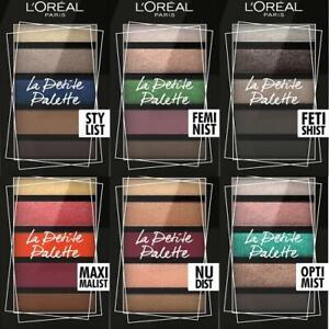 L'OREAL La Petite Eyeshadow Palettes 4g - CHOOSE Shade -  NEW Sealed