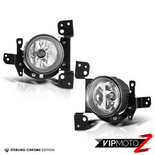 2014 2015 Mitsubishi Mirage DE ES SE Clear Bumper Fog Lights Driving Lamp +BULBS