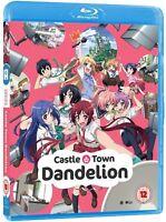 Castillo Ciudad Diente Blu-Ray Nuevo Blu-Ray (ANI0248)