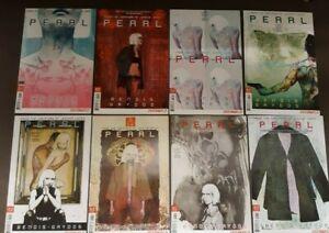 Pearl #1-12 COMPLETE SET Jinxworld Comic Bendis DC Comics Jessica Jones NM/MT