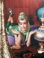 Barbara Eden SIGNED PHOTO Autograph JSA COA I Dream Of Jeannie 11x14