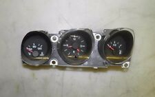 Alfa Romeo 916 GTV Spider 1998-2005 --- Fuel Temperature Clock Dash Centre Gauge