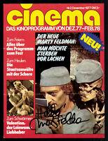 Marty Feldmann Original Signiert ## BC G 23724