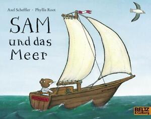 Sam und das Meer: Bilderbuch (MINIMAX) von Scheffler, Axel / Root | Buch wie gut