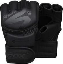 RDX Lederen Boksen MMA Handschoenen Grappling Vechten Bokszak Opleiding NL XL