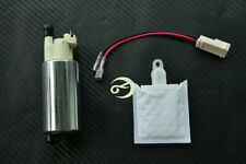 New 255LPH High Performance Electric Fuel Pump Install Kit Auto F10000128 E2366