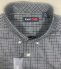 Roundtree & Yorke mens size 2XB big long sleeve oxford shirt NWT