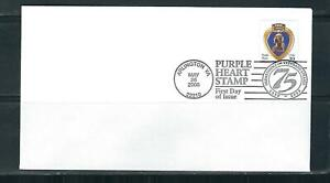 US SC # 4032 Purple Heart FDC. Ready For Cachet.
